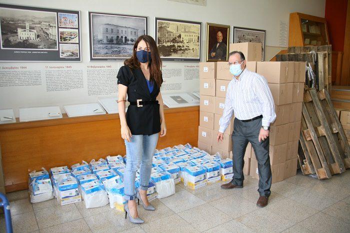 Μεγάλη προσφορά του Δήμου Πειραιά στην πρωτοβάθμια εκπαίδευση της πόλης