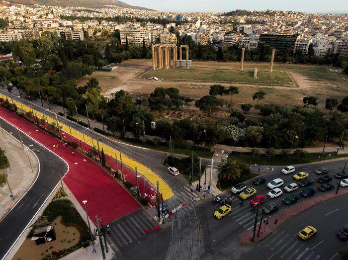Αθήνα: Πανέτοιμη, πανέμορφη και ανοιχτή για όλους η Βασ. Όλγας