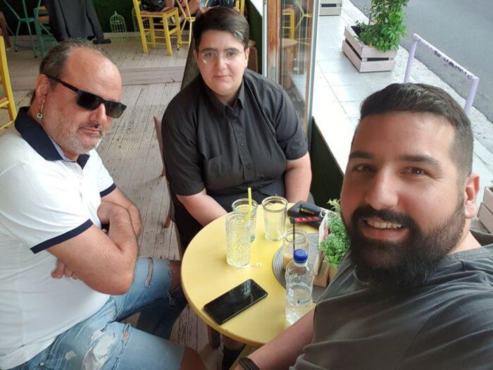 Κερατσίνι: Τι παίζει με την τριάδα του Καμπούρη