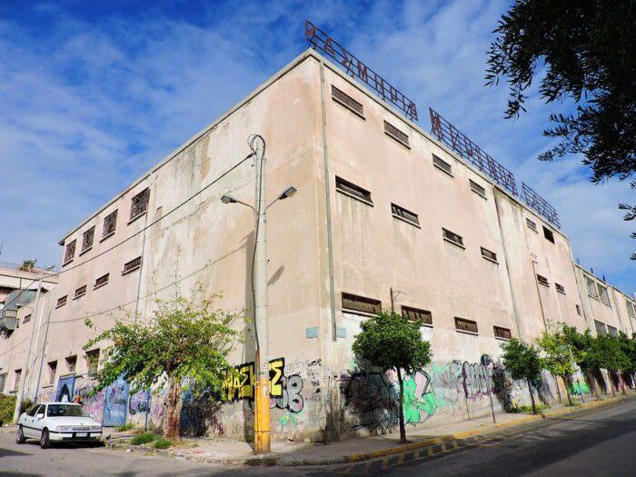 Κερατσίνι: Το κτίριο του Καχραμάνογλου αλλάζει όψη
