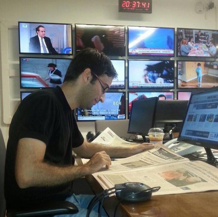 Παναγιώτης Φωτεινός: Η μεγάλη ευκαιρία της Ελλάδας