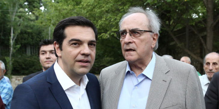 Κωνσταντόπουλος κατά Τσίπρα: Είναι υβριστής της  Αριστεράς