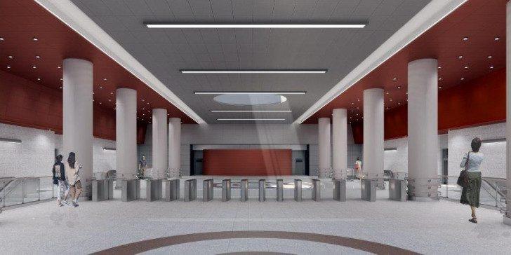 Επίσκεψη στο Μετρό για την παράταξη