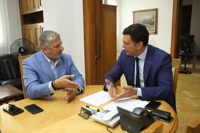 Γιώργος Ιωακειμίδης: Επόμενη στάση Νίκαια