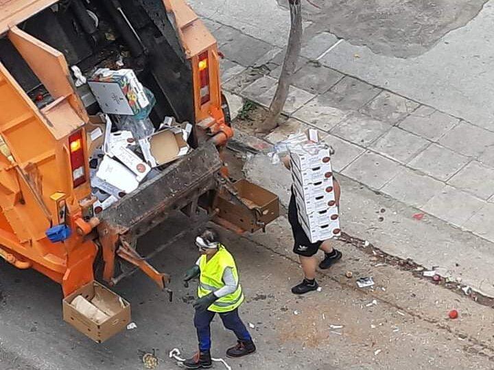 Ανακύκλωση της πλάκας με εντολή Δημάρχου !