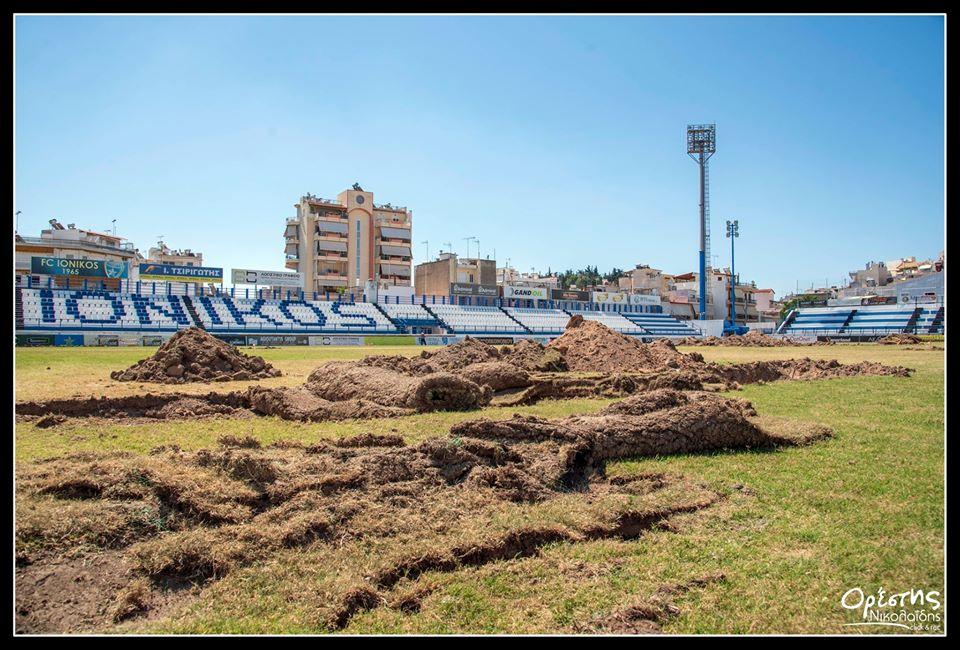 Νίκαια: 670.000 ευρώ για το γήπεδο του Ιωνικού ανακοίνωσε ο Ιωακειμίδης