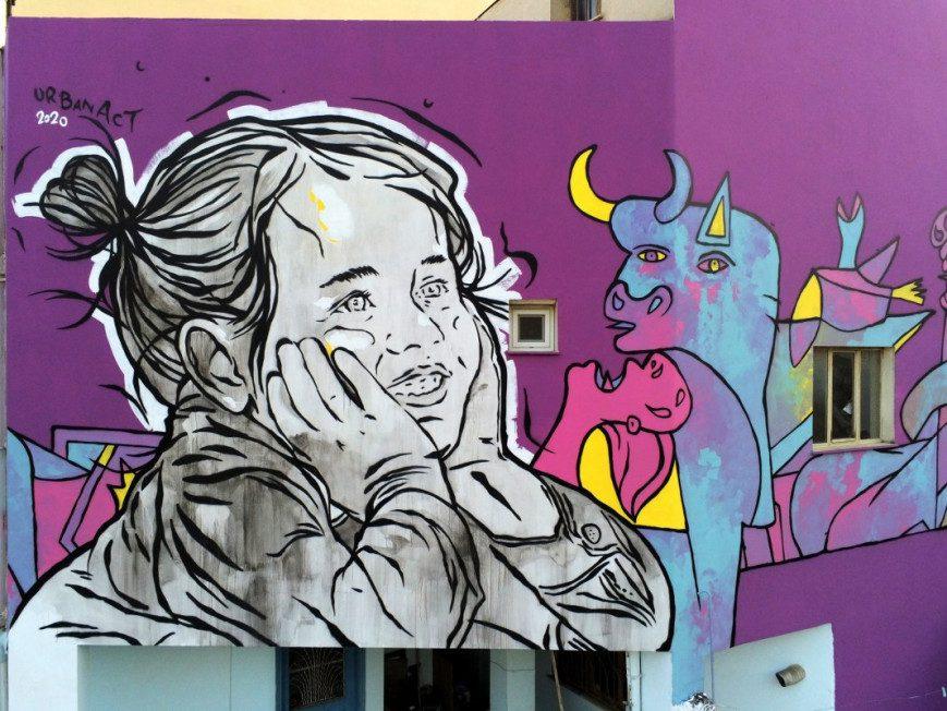 «Ζωγραφίζοντας Σχολικά Κτίρια ανά την Ελλάδα»