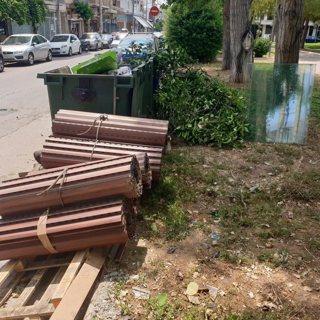 Απόφαση της Πολιτικής Γραμματείας του ΣΥΡΙΖΑ για τα απορρίμματα της Αττικής