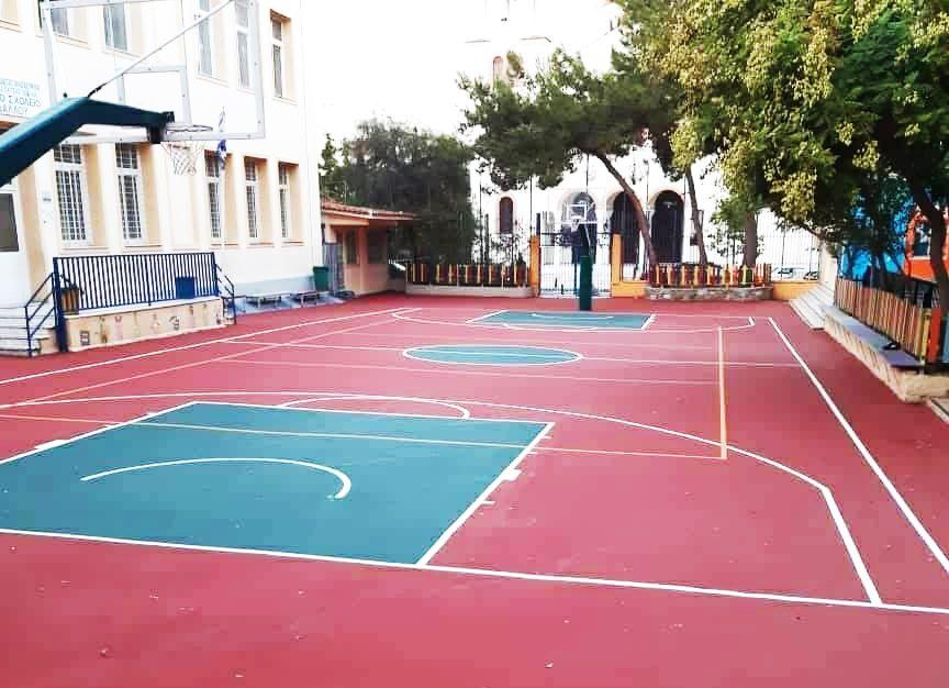 Ο Δήμος Κορυδαλλού συνεχίζει τις εργασίες στα σχολεία της πόλης