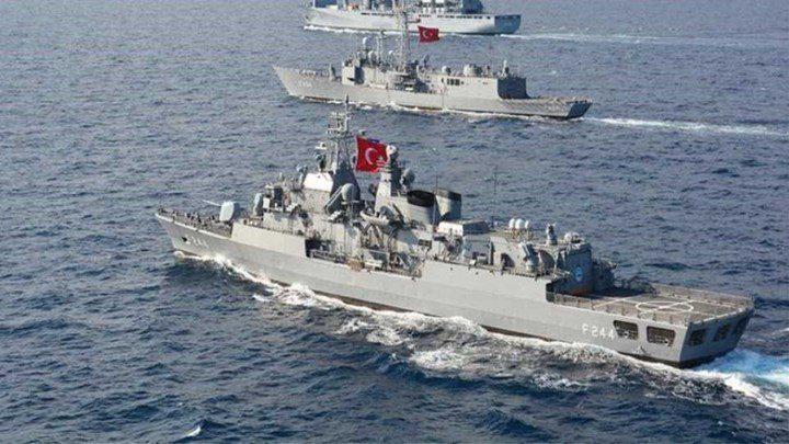 Αποχωρούν τα τουρκικά πλοία από το Αιγαίο!