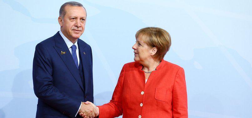 Μέρκελ σε Ερντογάν: «Οι Έλληνες δεν αστειεύονται»