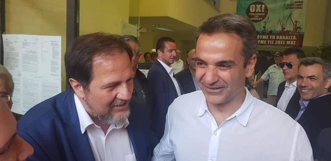 Διαλινάκης: «Επανήλθε ο πολιτικός ορθολογισμός»
