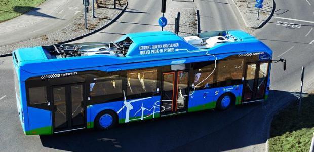 Ηλεκτρικά λεωφορεία στον Πειραιά!
