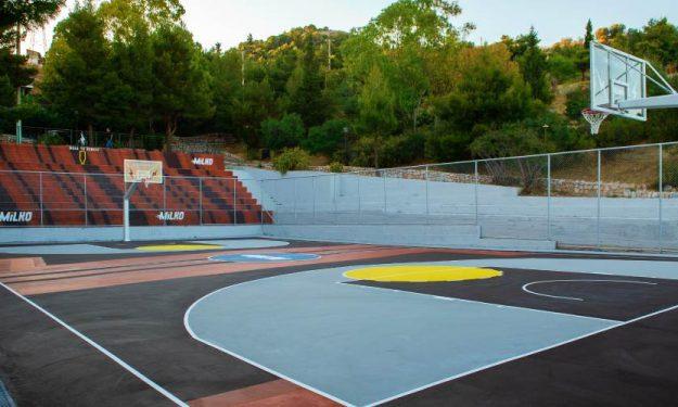 Είσαι για ένα μονάκι στο νέο ανοιχτό γήπεδο της Αγίας Βαρβάρας; (photos & video)