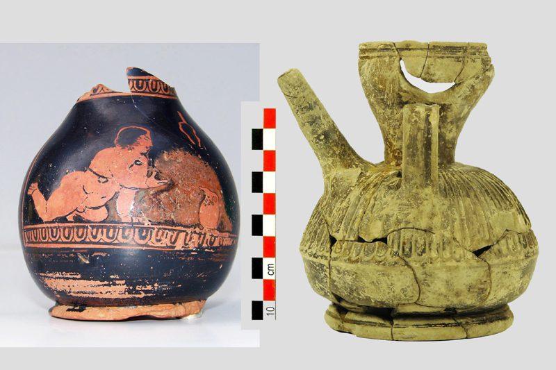 Πλούσια αρχαιολογικά ευρήματα από την επέκταση του μετρό στον Πειραιά [video+photos]