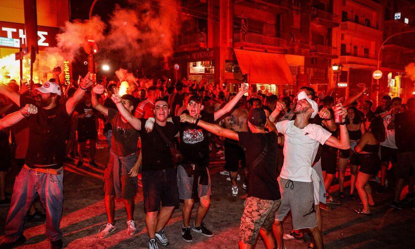 Ολυμπιακός: Εισαγγελική παρέμβαση για τη φιέστα