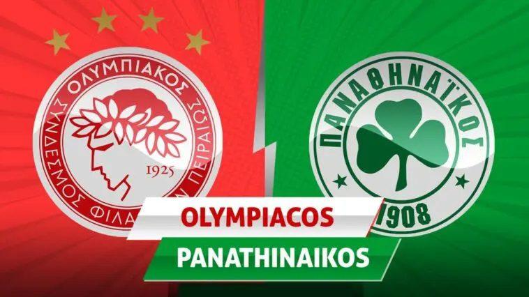 Ολυμπιακός- Παναθηναϊκός στον τελικό!!!