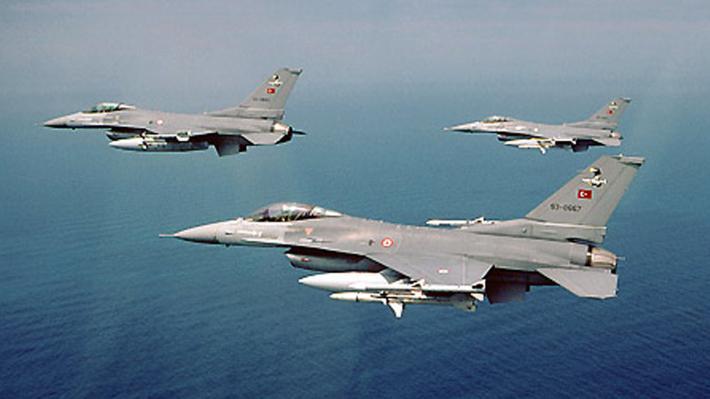 Τουρκία: 7 νεκροί σε συντριβή αεροσκάφους της τουρκικής Πολεμικής Αεροπορίας