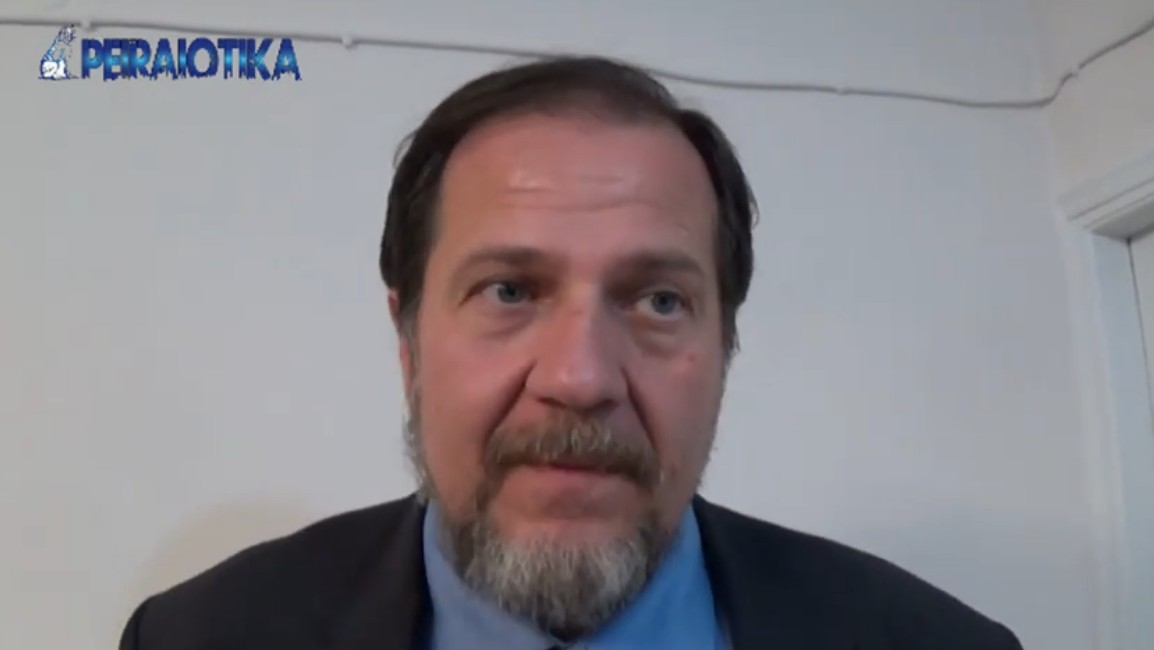 Παναγιώτης Διαλινάκης : Χρήστο Βρεττάκο έχεις ευθύνες - τραγελαφική η κατάσταση με το ΣΜΑ