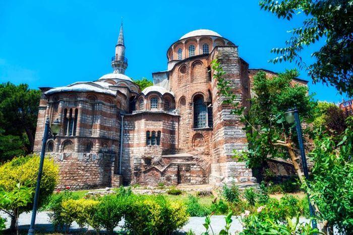 Σε τζαμί μετατρέπεται και η Μονή της Χώρας στην Κωνσταντινούπολη