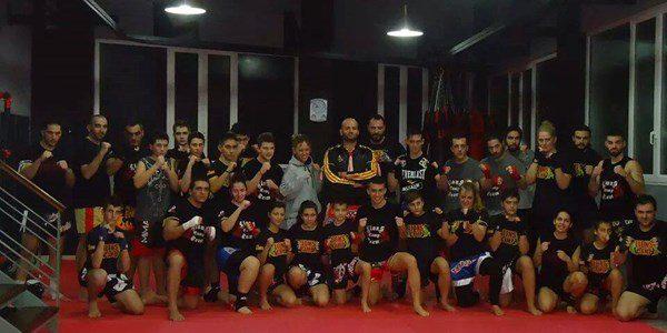 Κερατσίνι: Η σχολή-πρότυπο του Muay Thai, Lions Camp, απέκτησε νέο προπονητήριο