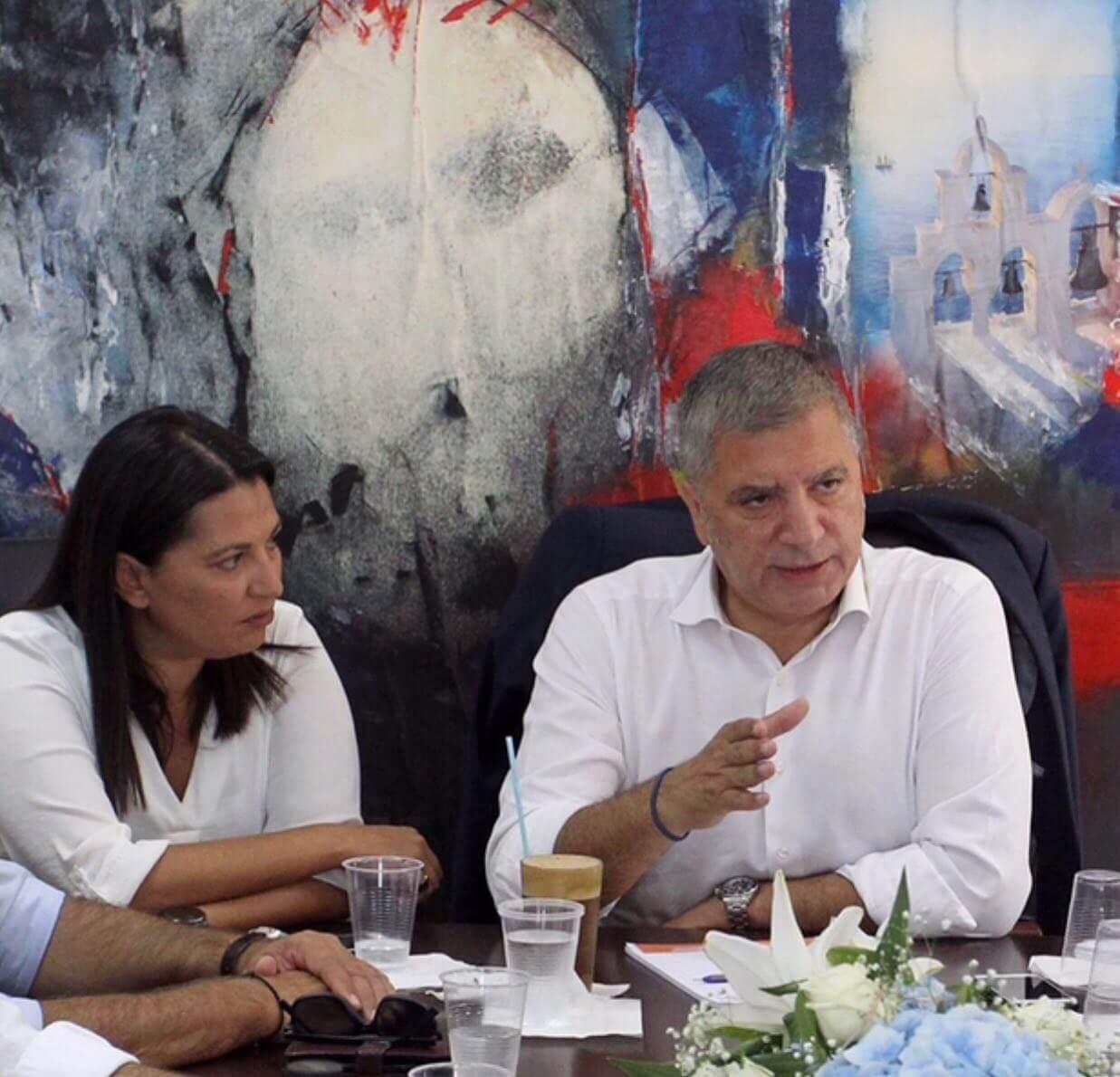 Ένας χρόνος διοίκησης Πατούλη στην Περιφέρεια Αττικής - Το μήνυμα της Σταυρούλας Αντωνάκου