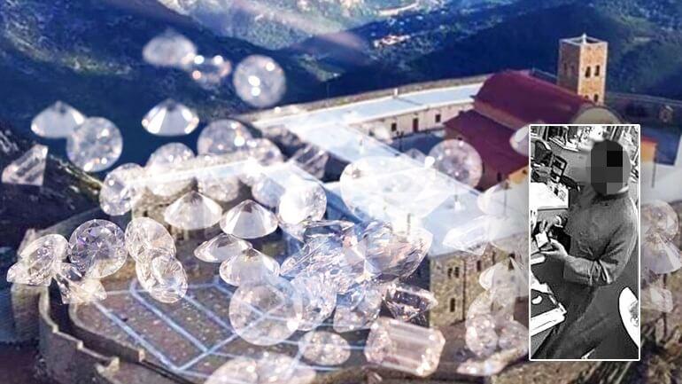 Ιερέας από την Μάνη, πούλησε ψεύτικα διαμάντια σε... κοσμηματοπώλη!