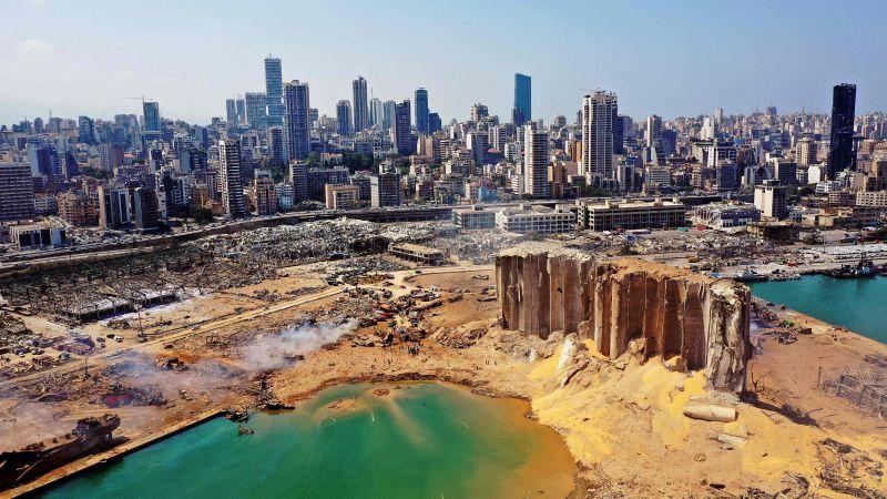 Αυξάνονται οι νεκροί – 300.000 άνθρωποι έμειναν άστεγοι στη Βηρυτό...