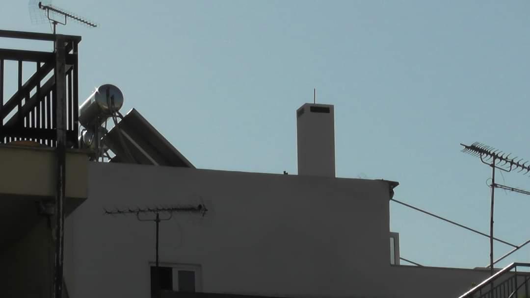 Έβαλαν νύχτα τις κεραίες 5G στο Κερατσίνι ! (photos)