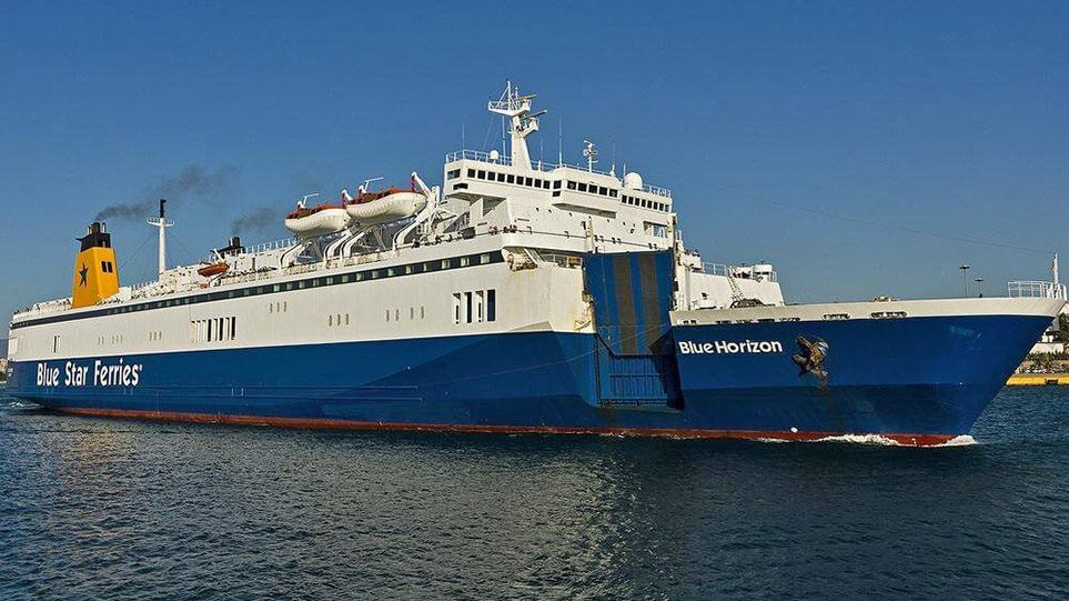 Έκρηξη στο επιβατικό πλοίο Blue Horizon– Τέσσερις τραυματίες
