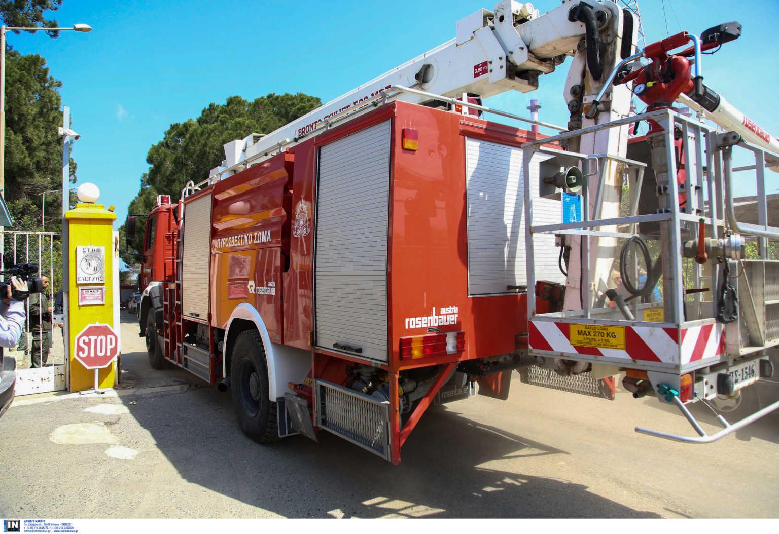 Έκρηξη σε εργοστάσιο στην Ελευσίνα – Ένας νεκρός και δύο τραυματίες