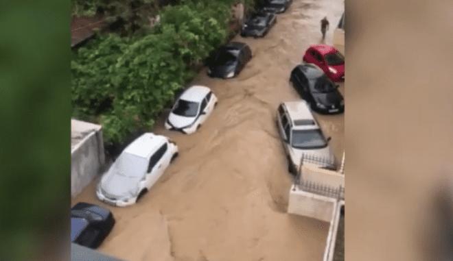 Εύβοια: Δύο νεκροί από τις πλημμύρες