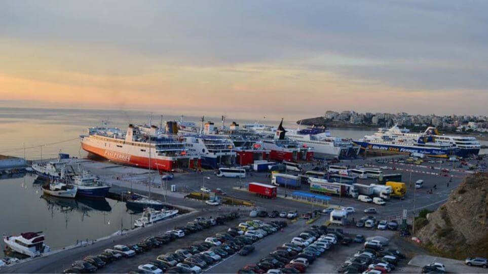Έλεγχος σε όλους τους επιβάτες στα Λιμάνια Πειραιά και Ραφήνας