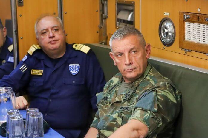 """""""Πολεμικό Συμβούλιο"""" στο ΓΕΕΘΑ! Συνεδριάζει το Συμβούλιο Αρχηγών Γενικών Επιτελείων"""