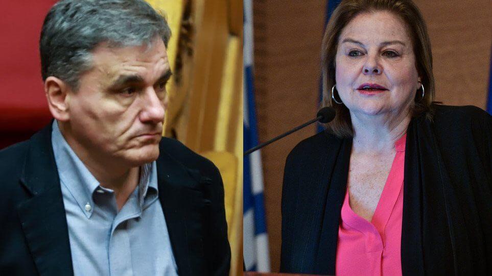 ΣΥΡΙΖΑ: Η Λούκα Κατσέλη υπεύθυνη για την αξιολόγηση της πρότασης Πισσαρίδη