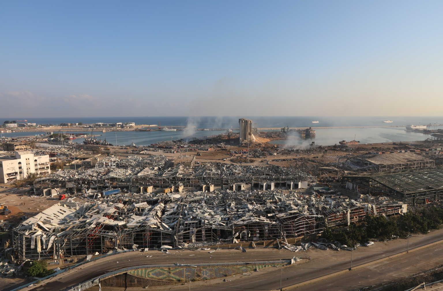 Βηρυτός: Δεν σταματούν να ξεθάβουν πτώματα! (photos)