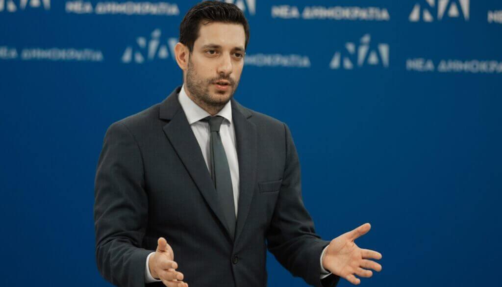 Κυρανάκης σε ρόλο «καταδότη» on air