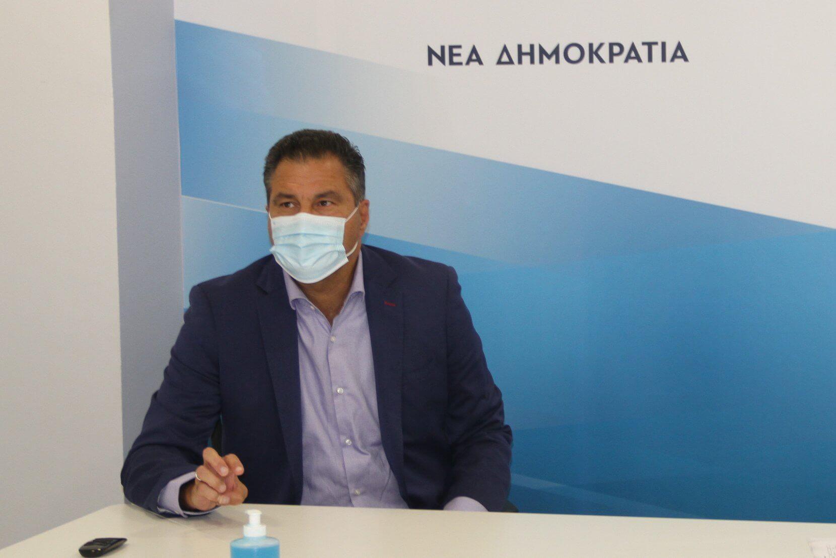 Γιώργος Στεργίου: Η Ελλάδα δείχνει τον δρόμο στην Ευρώπη