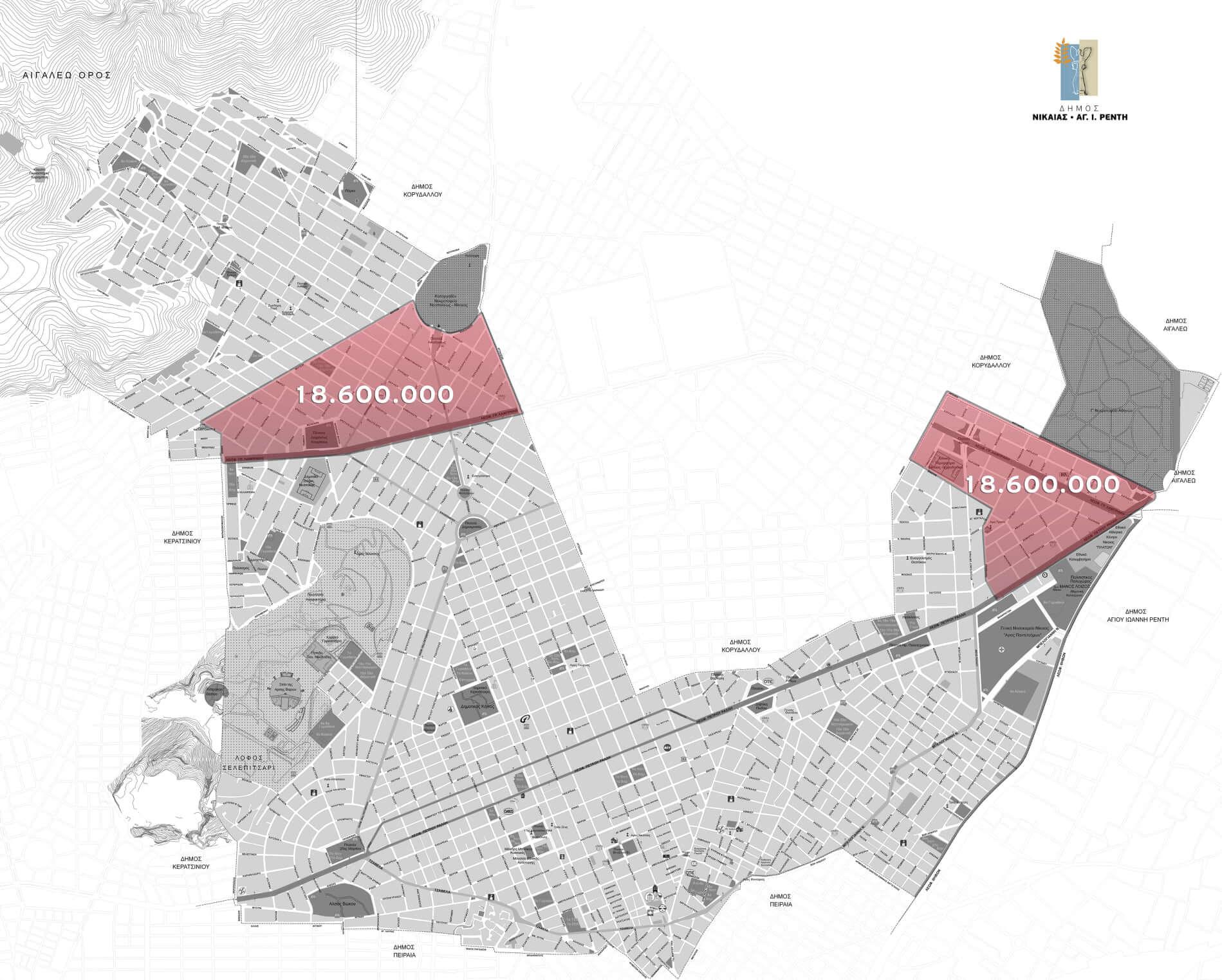 Νίκαια: 18,5 εκατομμύρια για την  αντιπλημμυρική θωράκιση της πόλης