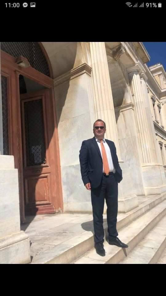 Ο Γιάννης  Γλύκας νικητής στις εκλογές των μαχόμενων δικηγόρων-ποινικολόγων