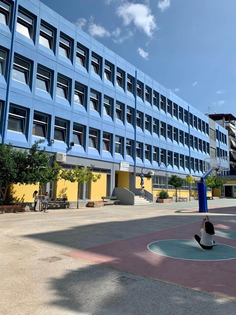 Ο Δήμος Αθηναίων αναβαθμίζει ενεργειακά τις σχολικές του μονάδες (ΦΩΤΟ)
