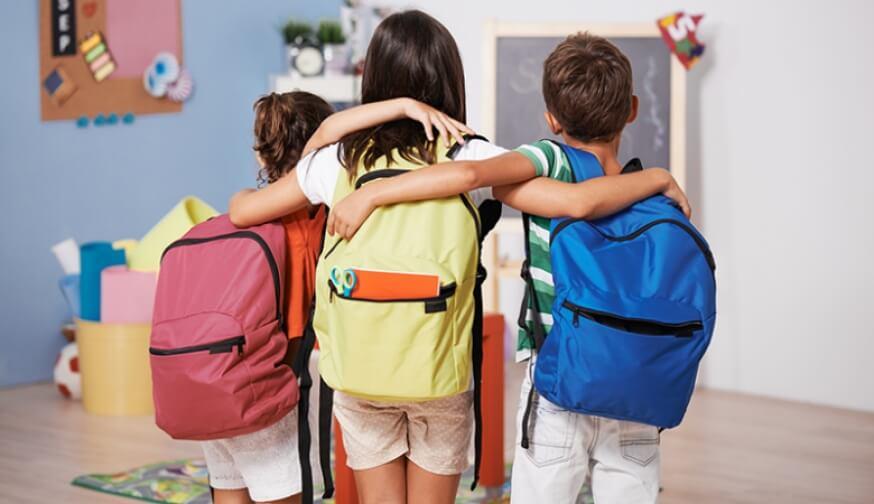 Κερατσίνι: Σχολικές τσάντες για τις ευπαθείς οικογένειες της Δομής παροχής συσσιτίου