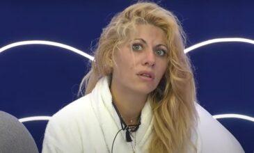 Big Brother : Οι ακραίες δηλώσεις της Άννας-Μαρίας στην ψηφοφορία αποχώρησης