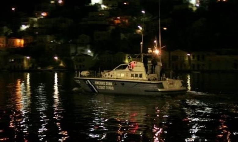 Ακυβέρνητο σκάφος ανοιχτά των Χανίων