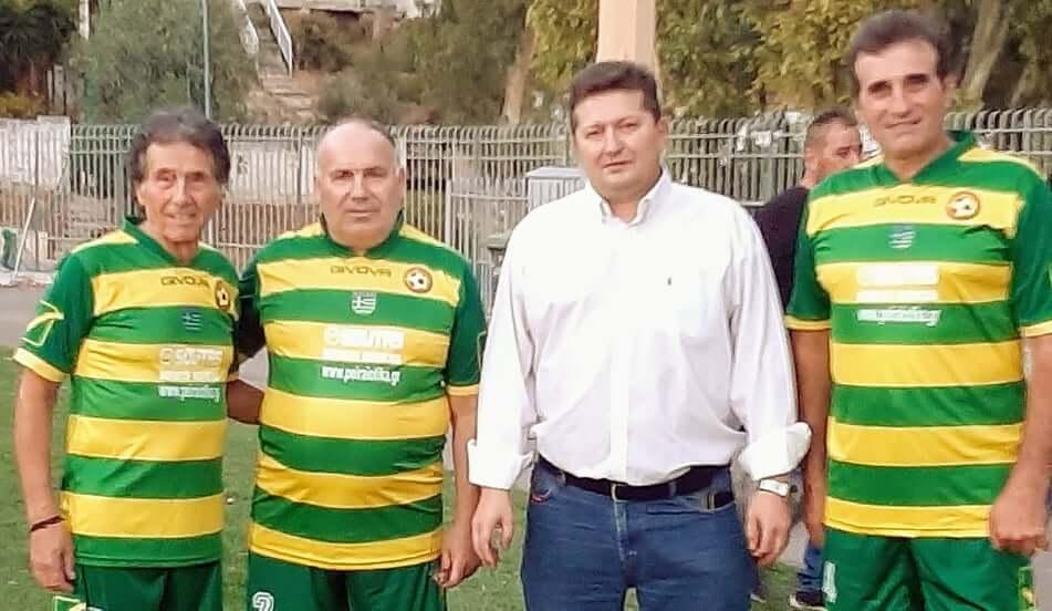 Κίνηση ανθρωπιάς και αλληλεγγύης από τον Σύνδεσμο Βετεράνων Ποδοσφαιριστών Περάματος