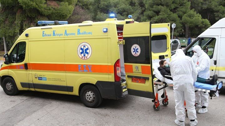 Κορωνοϊός: 2917 κρούσματα σήμερα,  187 οι διασωληνωμένοι, 29 νέοι θάνατοι