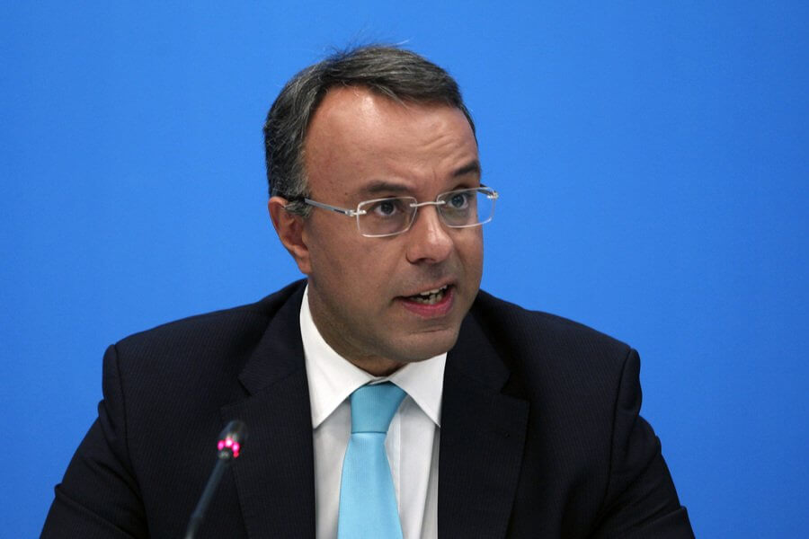 Οι δηλώσεις του ΥΠΟΙΚ Χ. Σταϊκούρα για τα μέτρα στήριξης των επιχειρήσεων