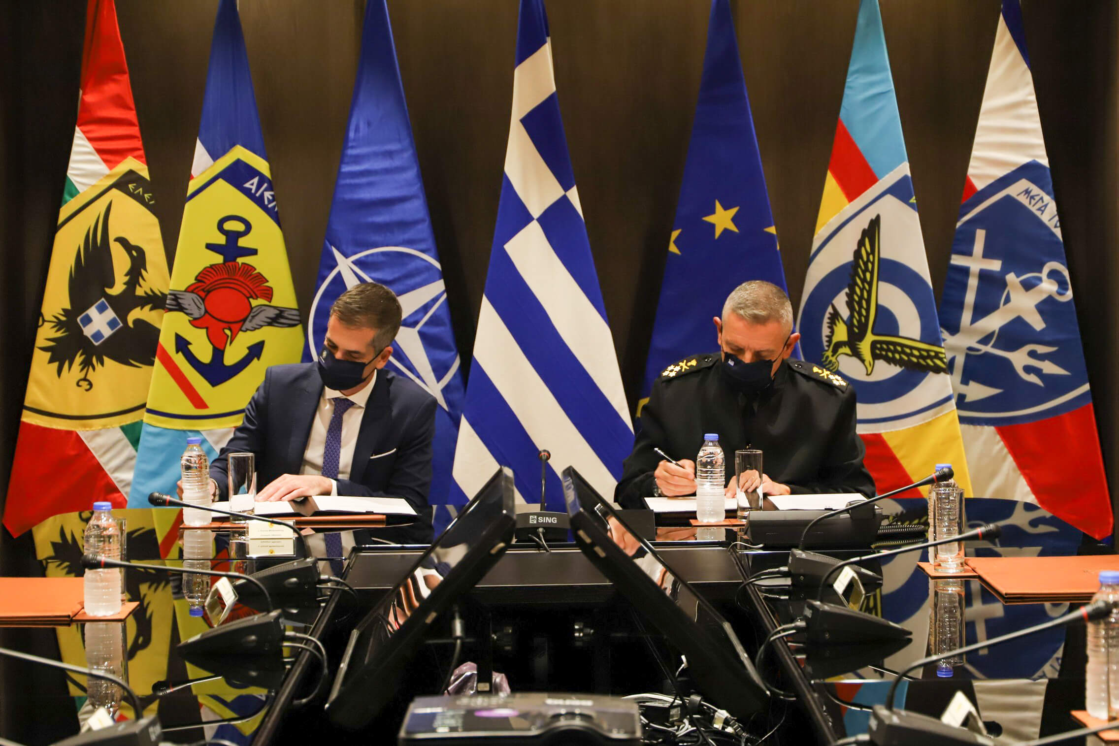 Δήμος Αθηναίων και ΓΕΕΘΑ συνεργάζονται για την ανακύκλωση και την προστασία του περιβάλλοντος
