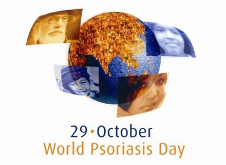 29 Οκτωβρίου - Παγκόσμια Ημέρα Ψωρίασης :