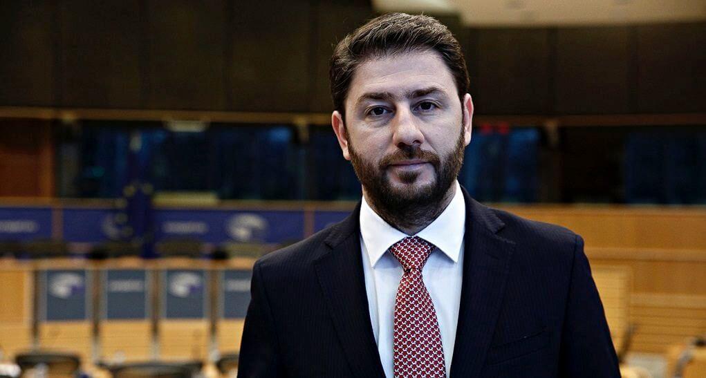 Νίκος Ανδρουλάκης: Υπάρχει βαριά πολιτική ευθύνη για την υπόθεση Λιγνάδη